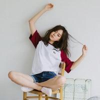레인보우 나그랑티셔츠 *3c