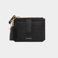 [태슬증정][5/1출고][살랑]Dijon 301S Flap mini Card Wallet black