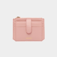 [살랑]Dijon 301S Flap mini Card Wallet light pink