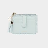 [태슬증정][살랑]Dijon 301S Flap mini Card Wallet aqua mint