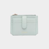 [살랑]Dijon 301S Flap mini Card Wallet aqua mint