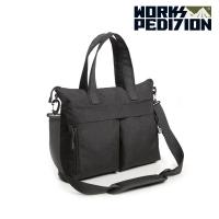 웍스페디션 인터라켄 노트북 가방 (BLACK)
