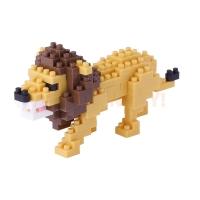 [나노블럭] 사자