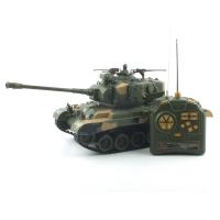 [27MHz] US M26 BB탄 슈팅탱크 퍼싱전차 무선모형 RC (YAK115011CA)