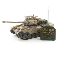 [27MHz]M60 BB탄 슈팅탱크 패튼전차 무선모형 RC (YAK114014C