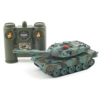 [2.4GHz]배틀탱크 M1A2 에브람스 탱크 무선모형 RC (YAK108013CA)