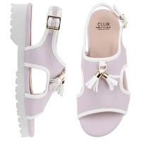 CLLIB[클립] 샌들JS4314 Malou_Mellow 핑크