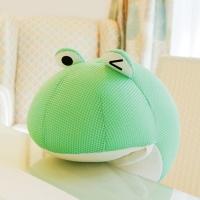 [윤앤수] 케어디스크 자세교정쿠션 프로그에디션 (frog)