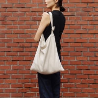 Easy Bag Square (BEIGE LINEN)