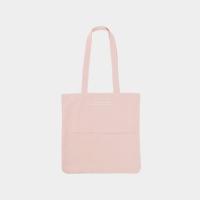 [살랑]Rosette Flap Pocket bag light pink