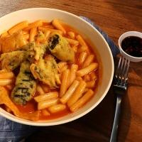 [성수동 특급맛집] 서울스낵 불맛쌀떡볶이+튀김4종세트