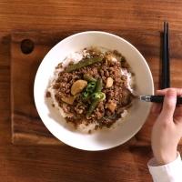 [성수동 레알맛집] 밥도둑 밀본 고기덮밥