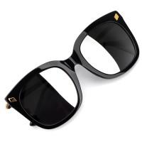 브이선 TWINKLE 헤리티지 명품 뿔테 미러 선글라스 TWINKLE-02