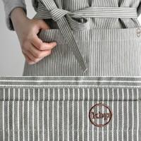 long apron illy mocha
