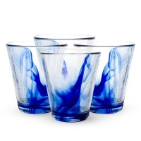 Murano Cobalt Blue 425ml 4P세트