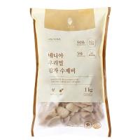 [네니아]우리밀 감자 수제비 1kg_(379870)