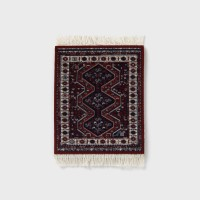 [CoasterRug] 코스터 러그 Coaster Rug 4pcs - Freud