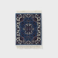 [CoasterRug] 코스터 러그 Coaster Rug 4pcs - Contemporary jaipur
