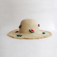 [라렌트리]통통수박밀집모자