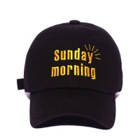 [UNISEX]SUNDAY MORNING , BLACK BALL CAP