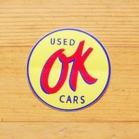 레이싱 스티커-used OK cars