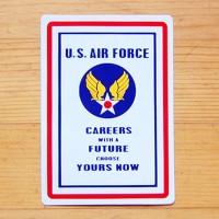 레이싱 스티커-Air Force