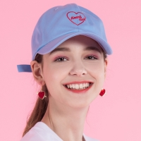 Heart simple cap (4colors)