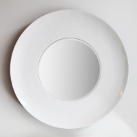 FP 093 화이트 원형거울