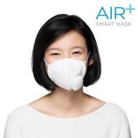[AIR+스마트마스크] 숨쉬기편한 마스크+벤티레이터세트-라지(L)