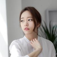 제이로렌 M01213 핑크마노 & 큐빅 골드도금 귀걸이_(343306)