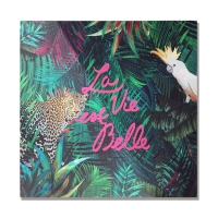 La vie est Bella artwork