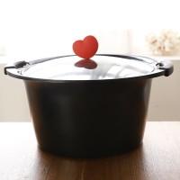알마 트리올리 24cm 양수냄비(실리콘 손잡이 2p증정)