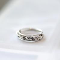 미투Ring (silver925)