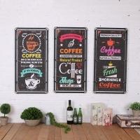 철재 벽장식 커피숍 카페 벽면 인테리어 소품