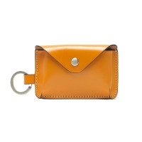 LEATHER B_COIN POCKET (4color)