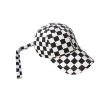 checkerboard 3type ball cap (all)