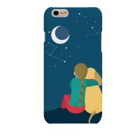 LOOK AT THE SKY WITH DOG HARD CASE