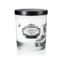PORTUS CALE Floral Toile Candle