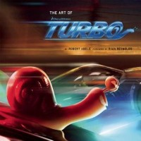 The Art of DreamWorks Turbo