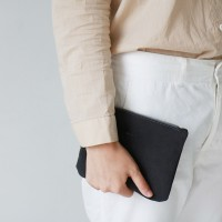 my own pouch _ gray