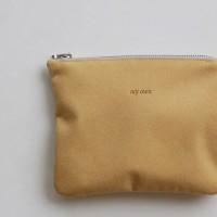 my own pouch _ mustard
