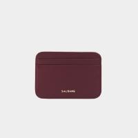 [살랑]Dijon 101R mini Card Wallet burgundy