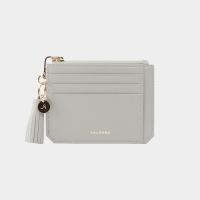 [태슬증정][살랑]Dijon M201 Flap mini Card Wallet light grey