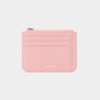 [살랑]Dijon M201 Flap mini Card Wallet light pink