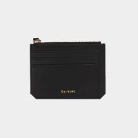 [살랑]Dijon M201 Flap mini Card Wallet black