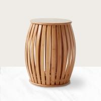 Bamboo stool (wood)