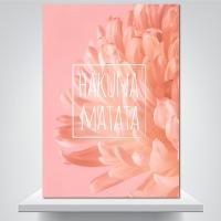하쿠나 마타타(c) - 감성사진 폼보드 액자