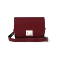 Royal Claret Small Pixie Bag