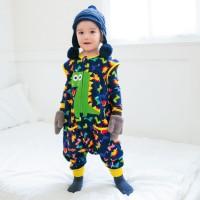 디노랜드슬립색 유아수면조끼 아동수면조끼_(764097)