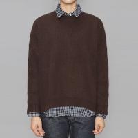 cozy angora 2-way knit cardigan (3 colors)_(412203)